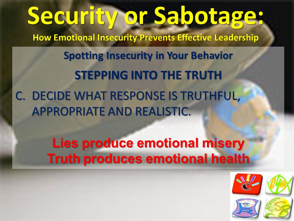 Security or Sabotage: How Emotional Insecurity Prevents Effective Leadership
