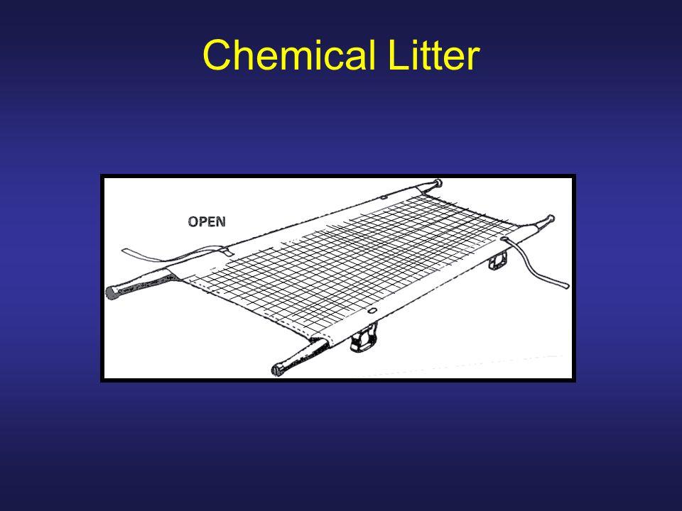 Chemical Litter
