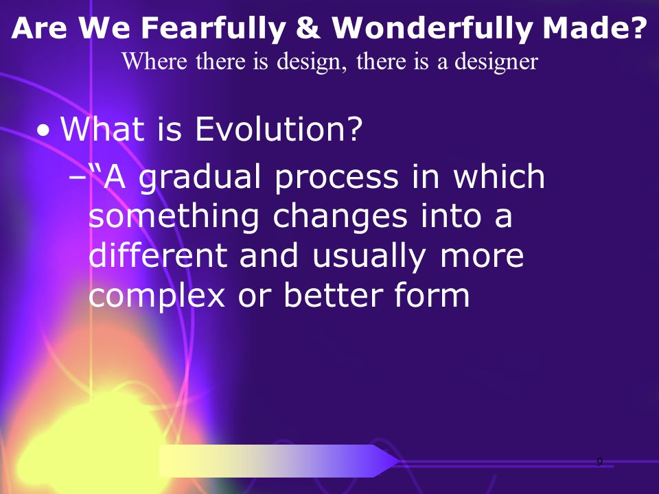 Are We Fearfully & Wonderfully Made