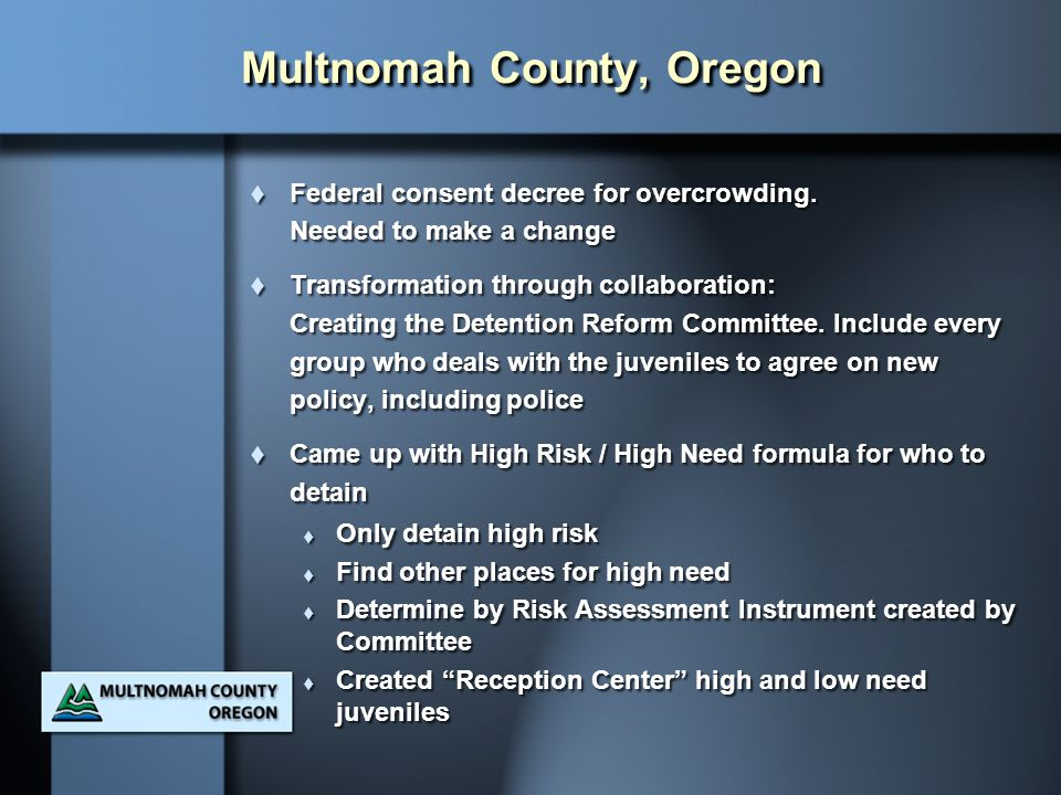 Multnomah County, Oregon