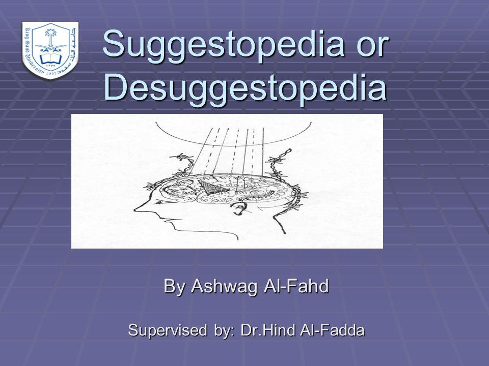 Suggestopedia or Desuggestopedia