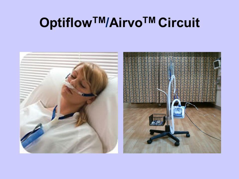 OptiflowTM/AirvoTM Circuit