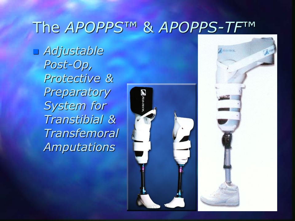 The APOPPS™ & APOPPS-TF™