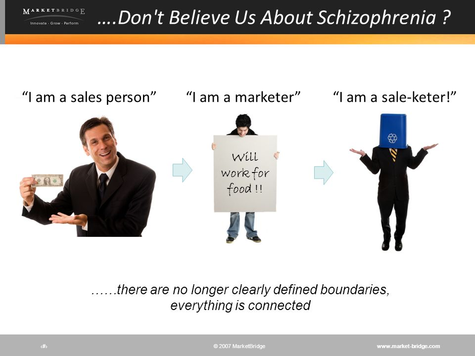….Don t Believe Us About Schizophrenia