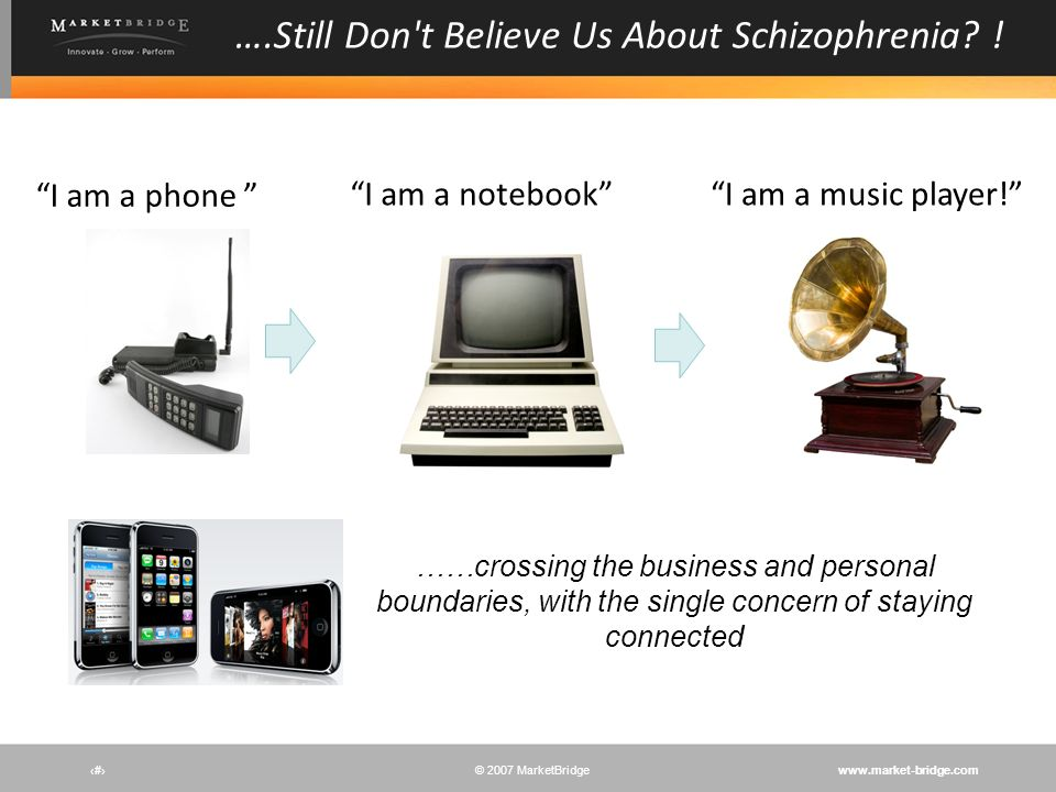 ….Still Don t Believe Us About Schizophrenia !