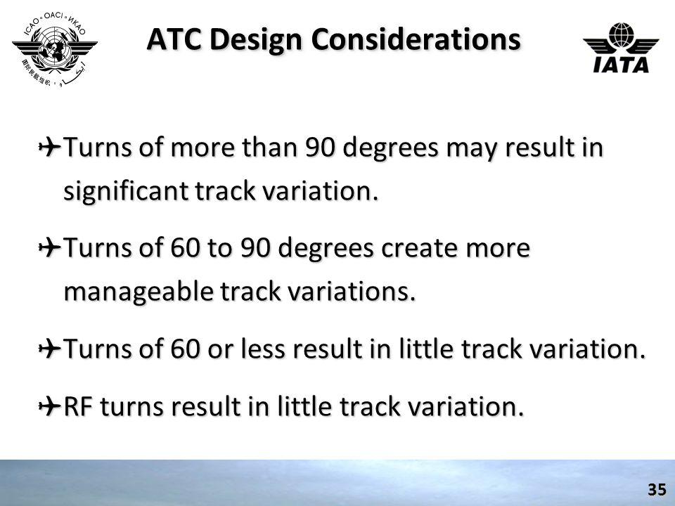 ATC Design Considerations