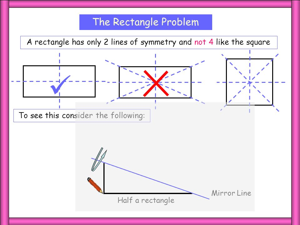 Rectangle The Rectangle Problem