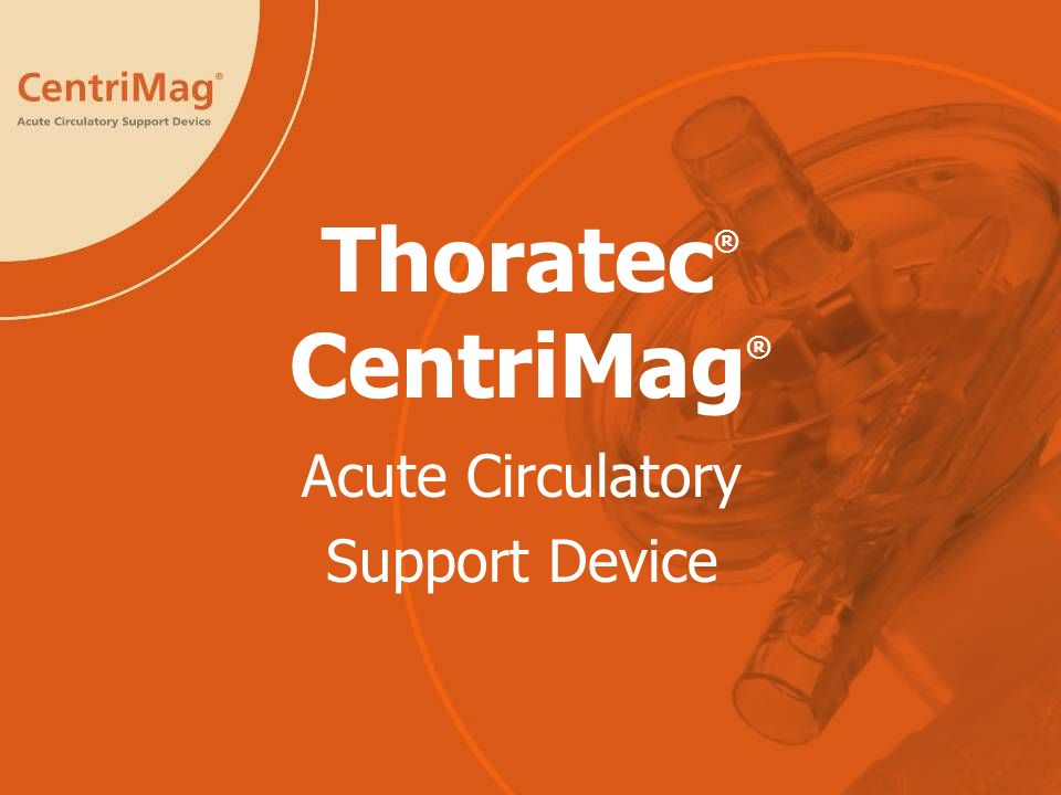 Acute Circulatory Support Device