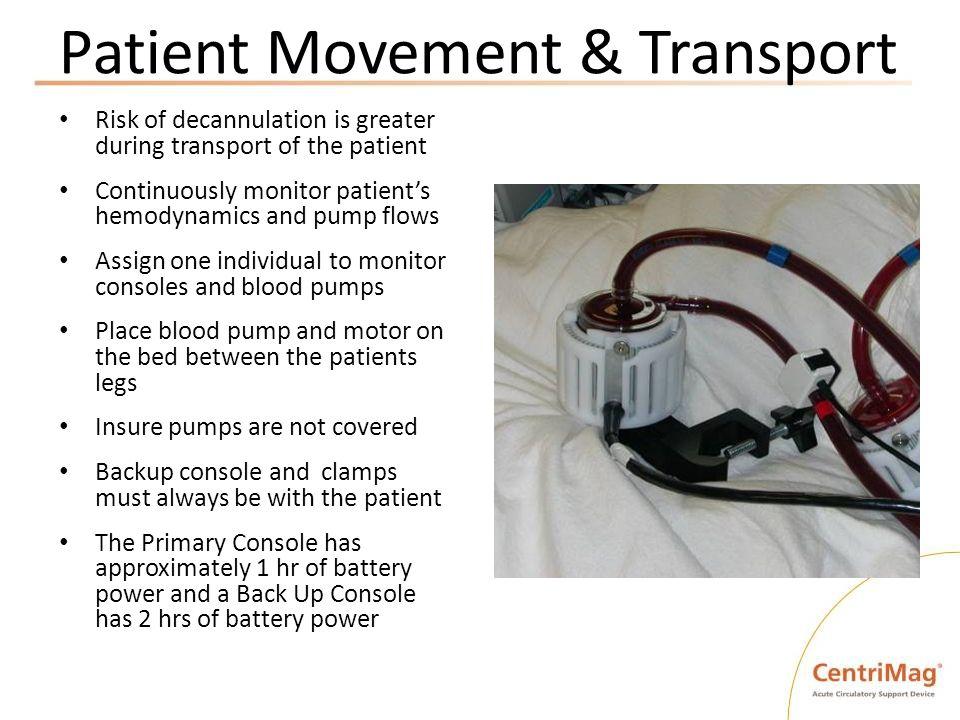 Patient Movement & Transport
