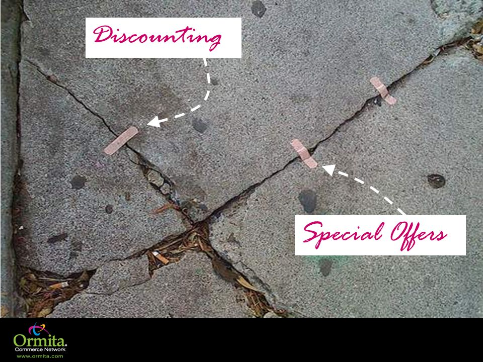 Discounting Special Offers