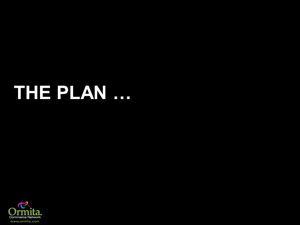 THE PLAN …