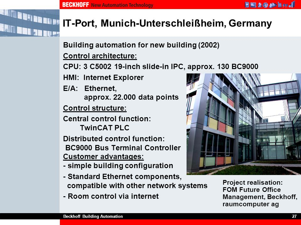 IT-Port, Munich-Unterschleißheim, Germany