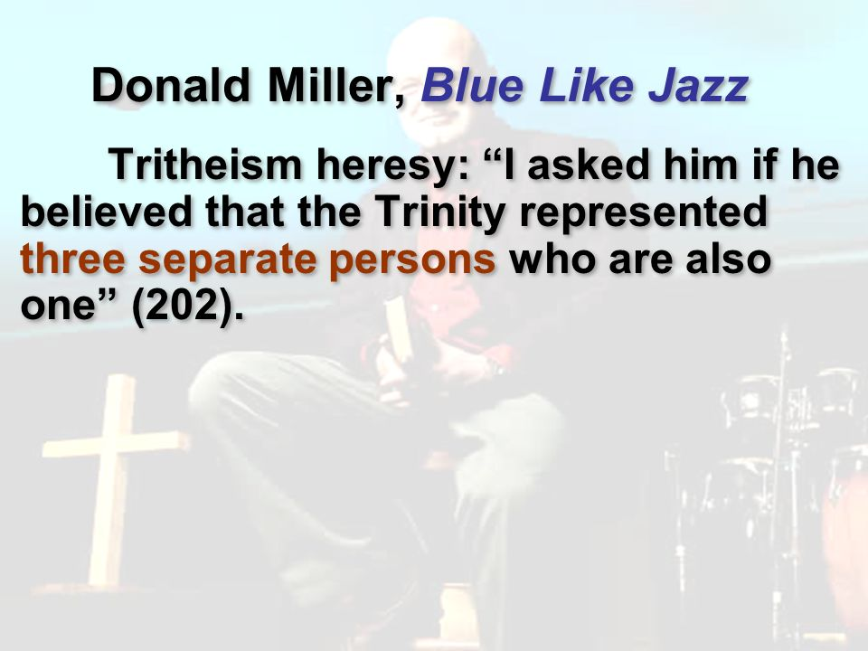 Donald Miller, Blue Like Jazz