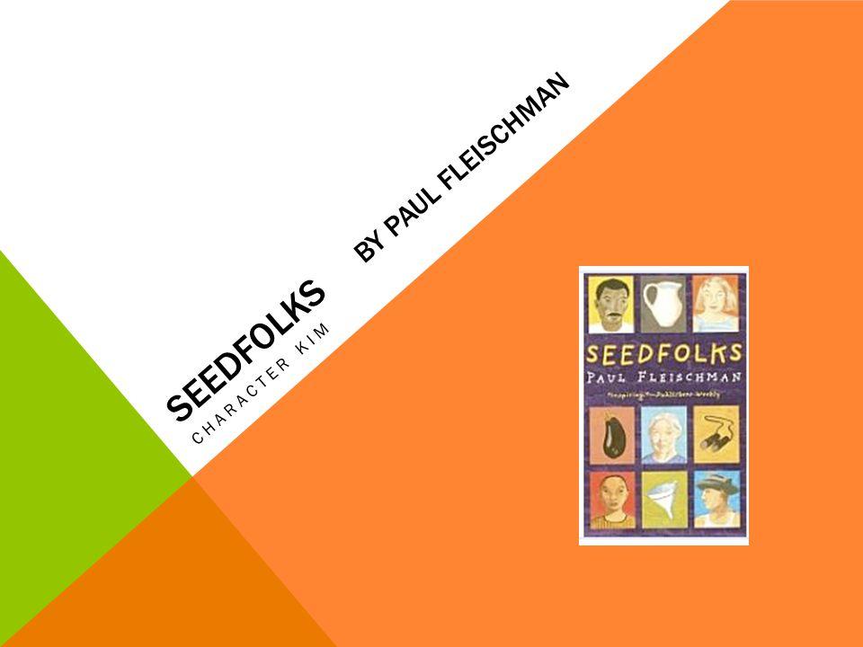 Seedfolks by Paul Fleischman