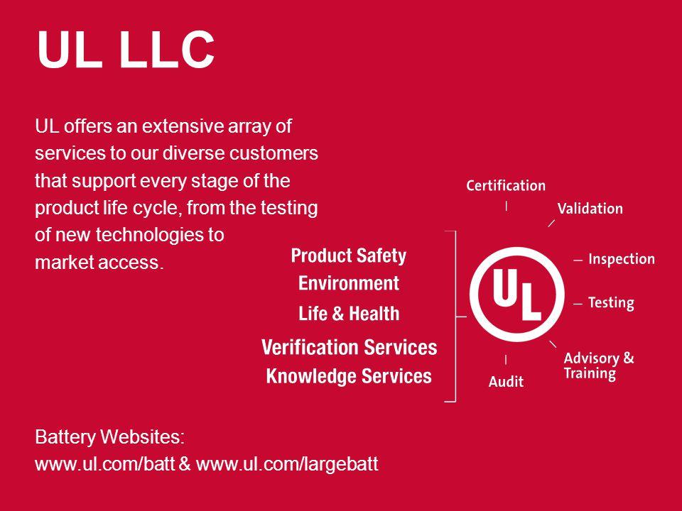 UL LLC