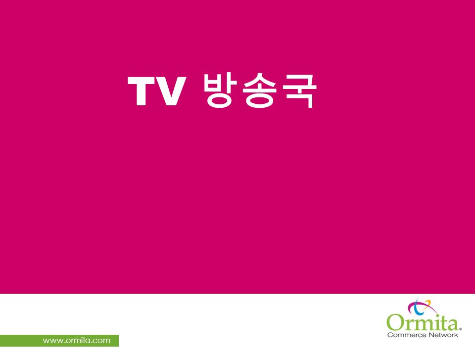 TV 방송국