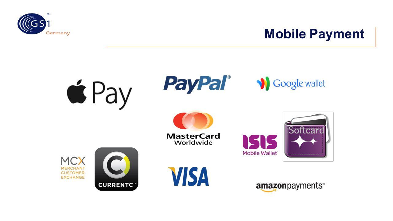 Mobile Payment Mobile ist wichtig für Retailer und Hersteller