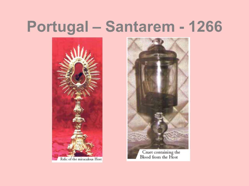 Portugal – Santarem - 1266