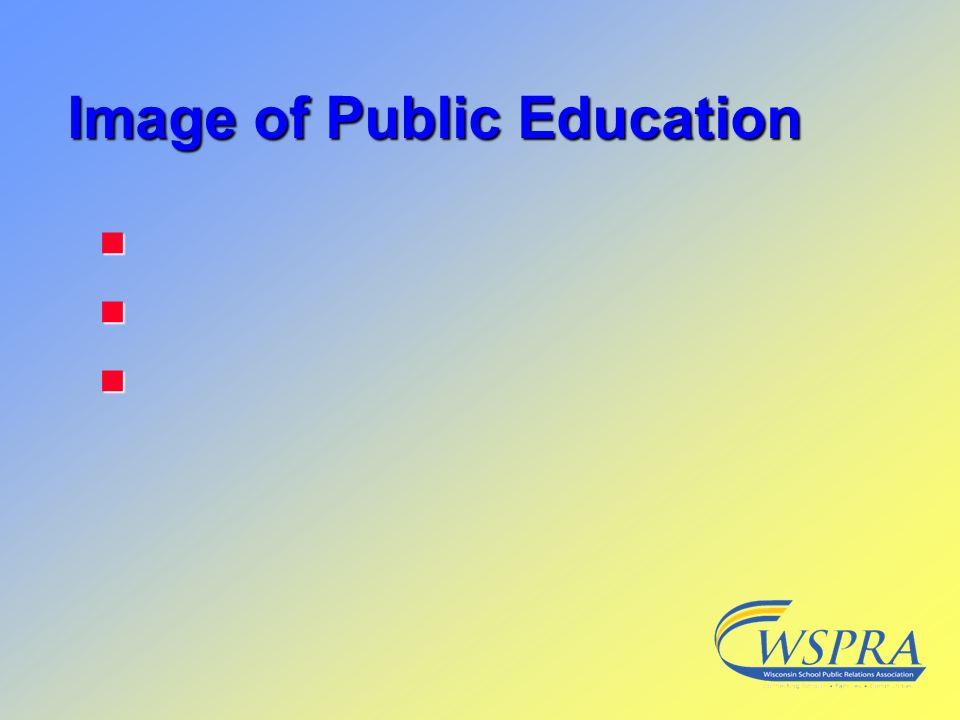 Image of Public Education