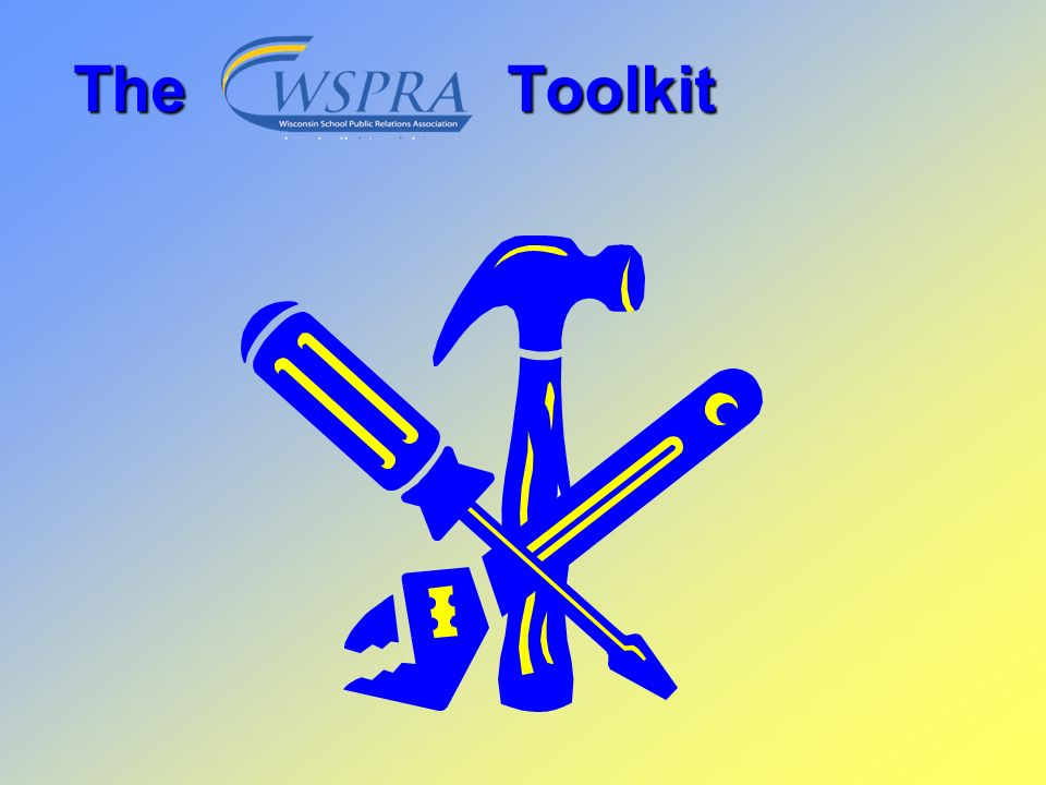 The Toolkit We've put together a toolkit with some additional information for you to refer to in the future.