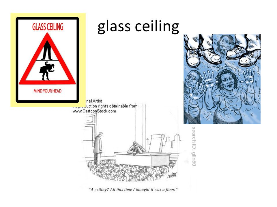 glass ceiling Vivian Slide #3 Can be up throughout the glass ceiling topic discussion