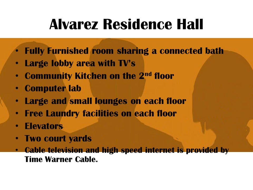 Alvarez Residence Hall