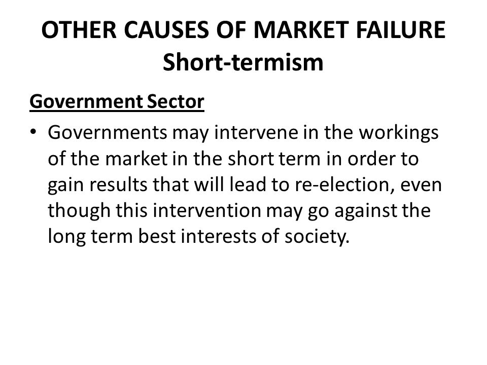 government intervention in the market essay Should the government leave house prices to market forces, or actively intervene to prevent a house price crash justify your answer arguments for intervention 1.