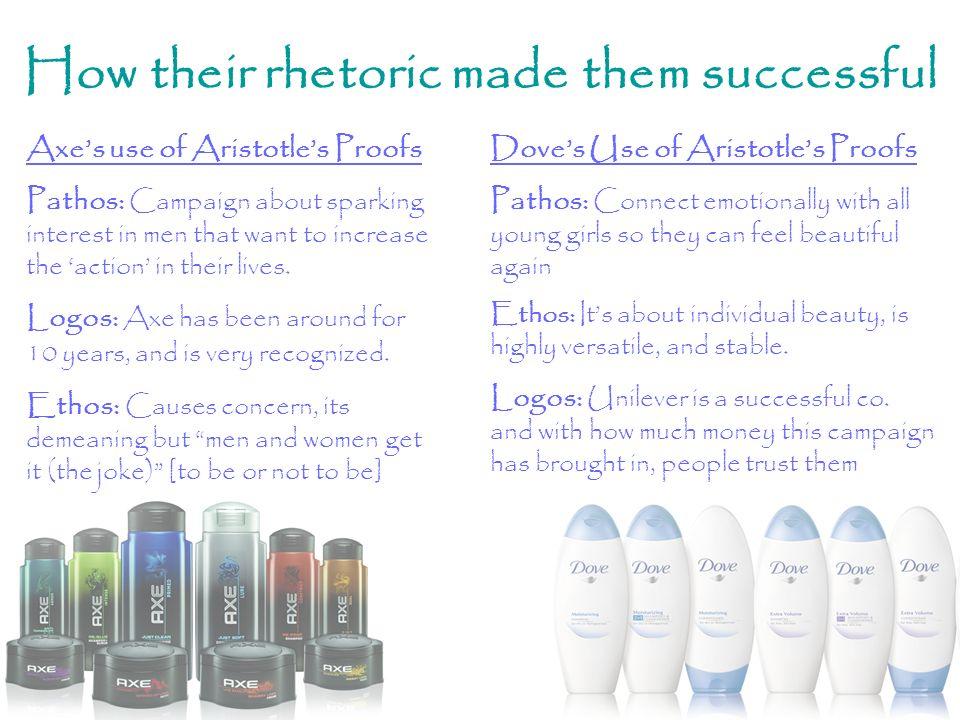 How their rhetoric made them successful