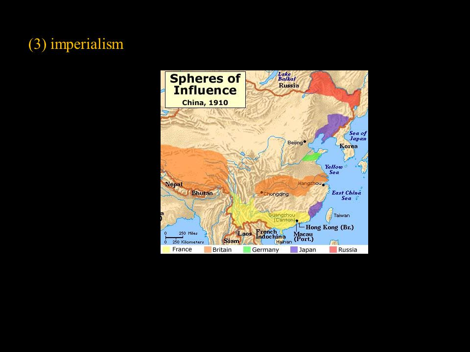 (3) imperialism Slide concept by William V. Ganis, PhD