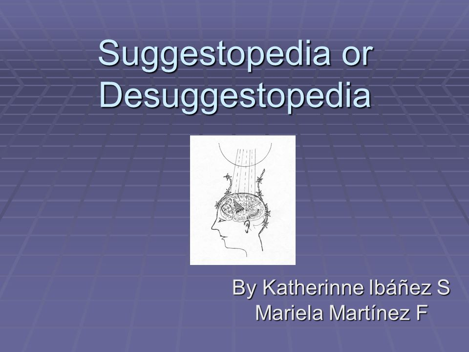 Suggestopedia or Desuggestopedia