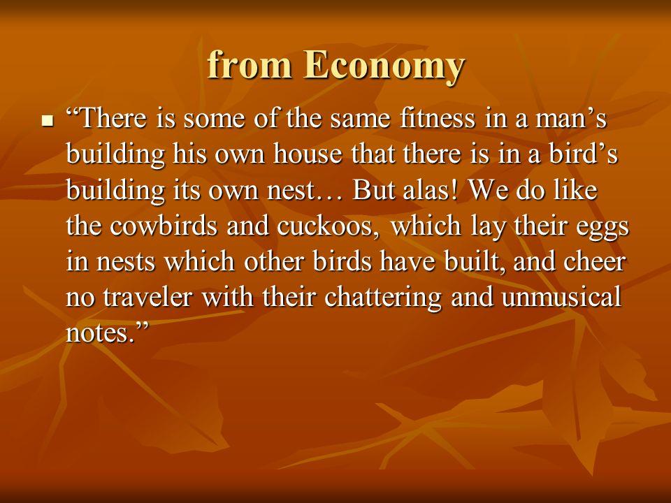 from Economy