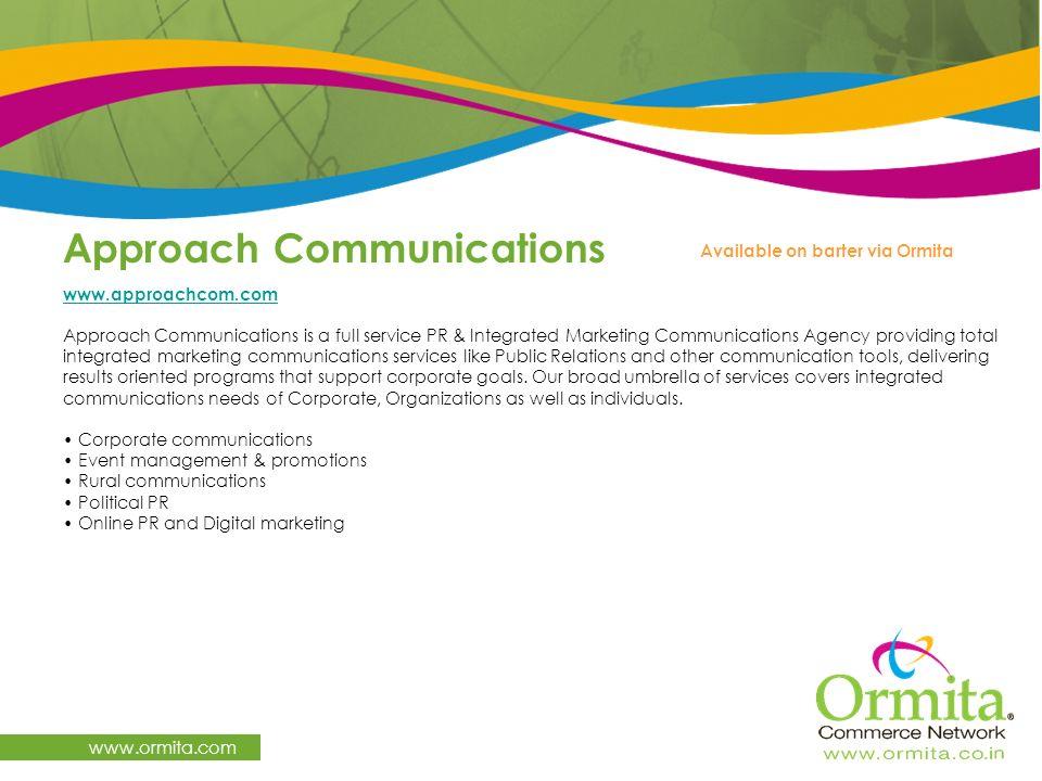 Approach Communications