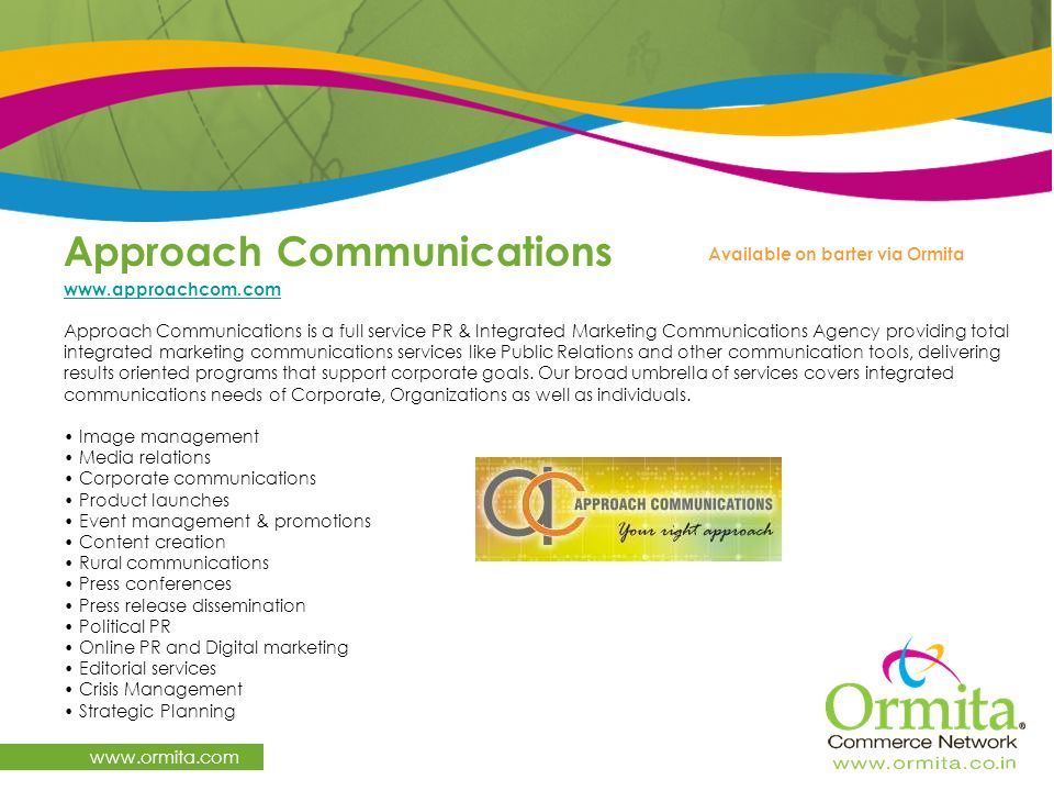 Approach Communications