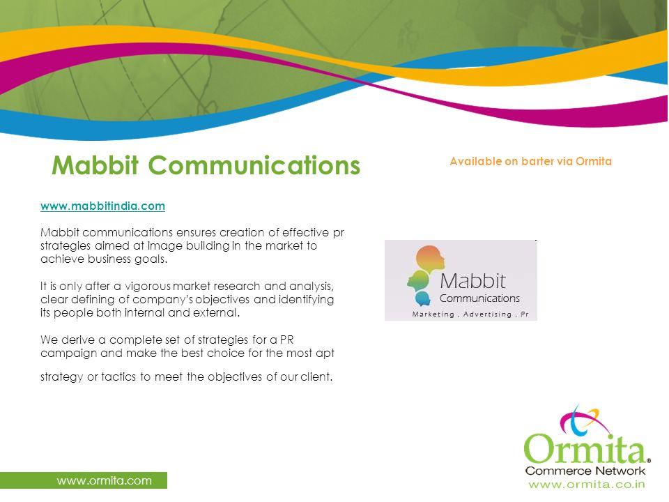 Mabbit Communications