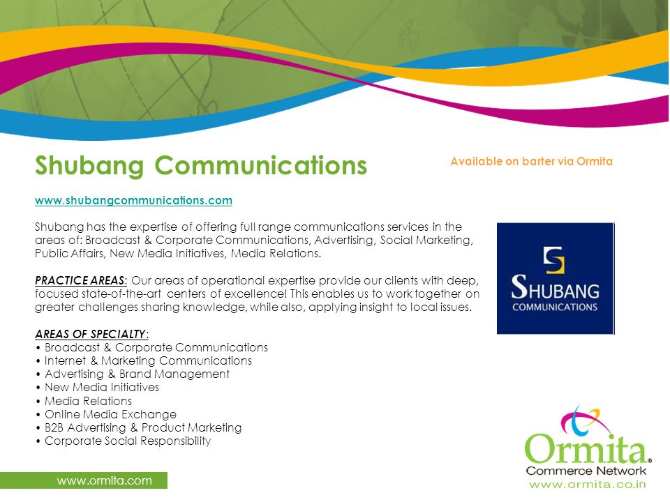 Shubang Communications