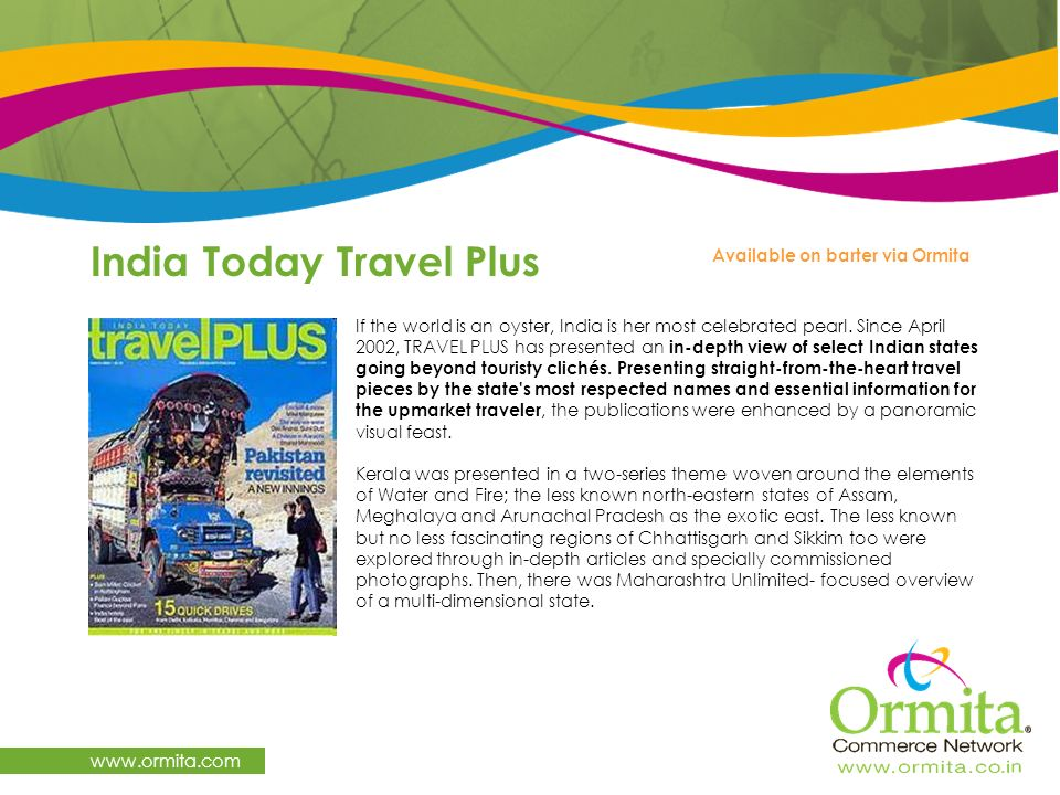 India Today Travel Plus