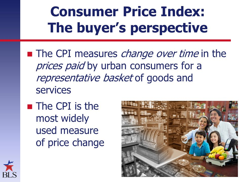 Consumer Price Index: The buyer's perspective