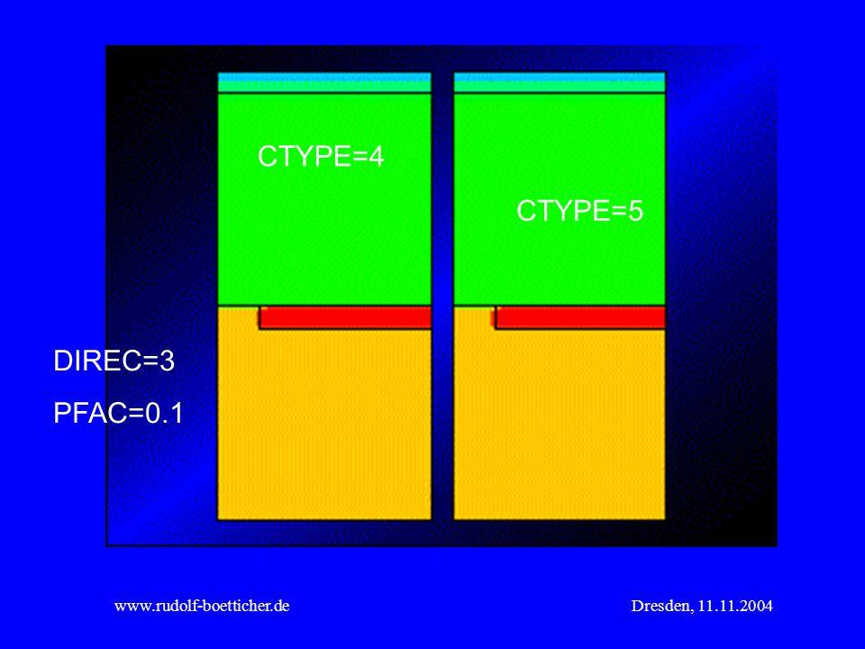 CTYPE=4 CTYPE=5 DIREC=3 PFAC=0.1 www.rudolf-boetticher.de