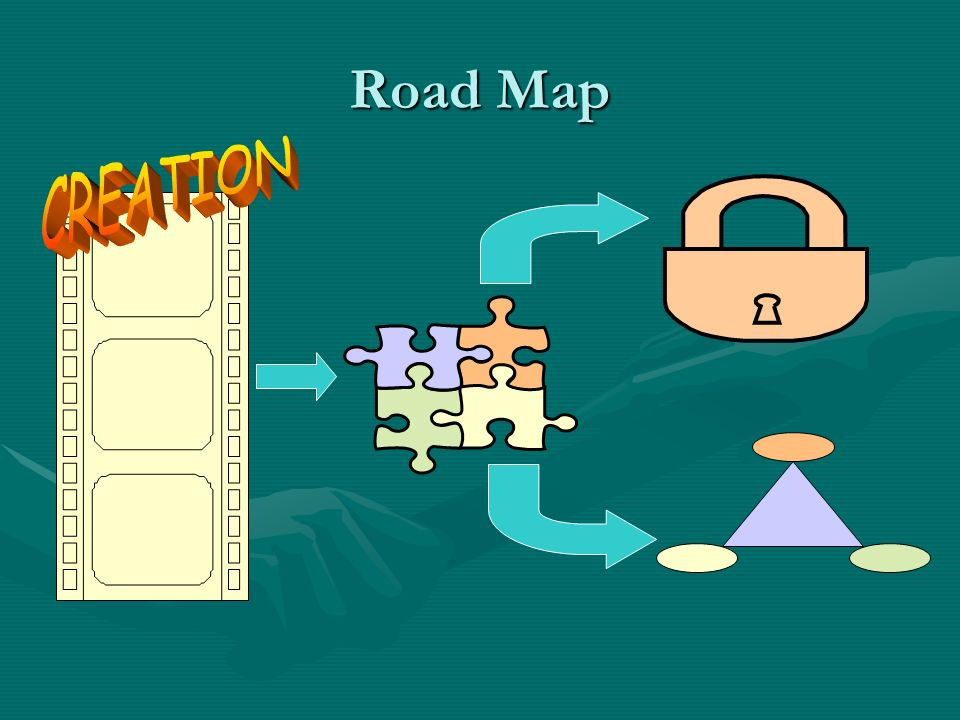 Road Map CREATION