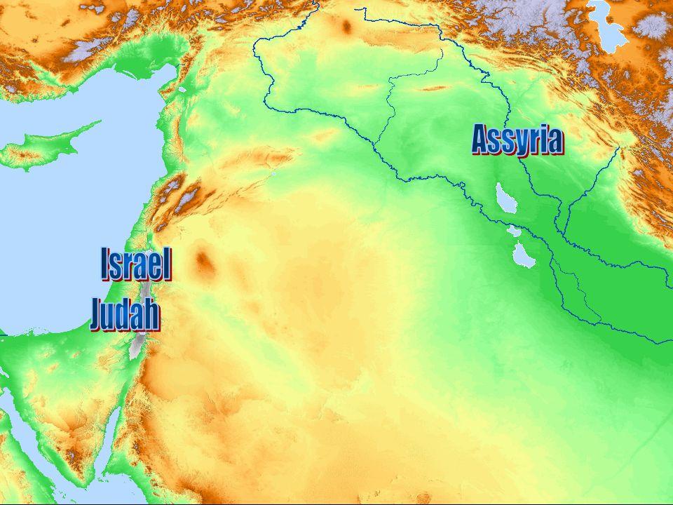 Assyria Israel Judah