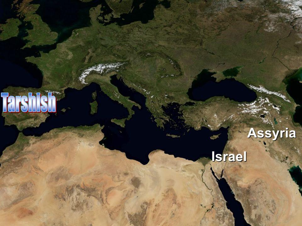 Tarshish Assyria Israel