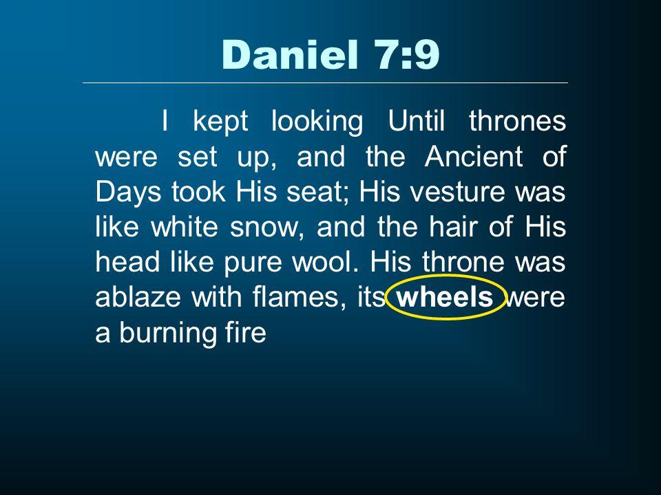 Daniel 7:9