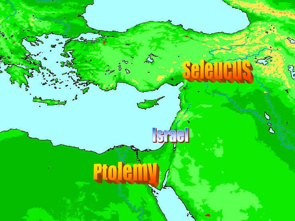 Seleucus Israel Ptolemy