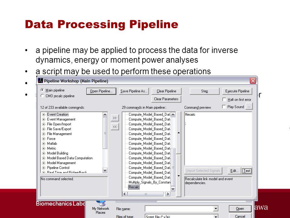 Data Processing Pipeline