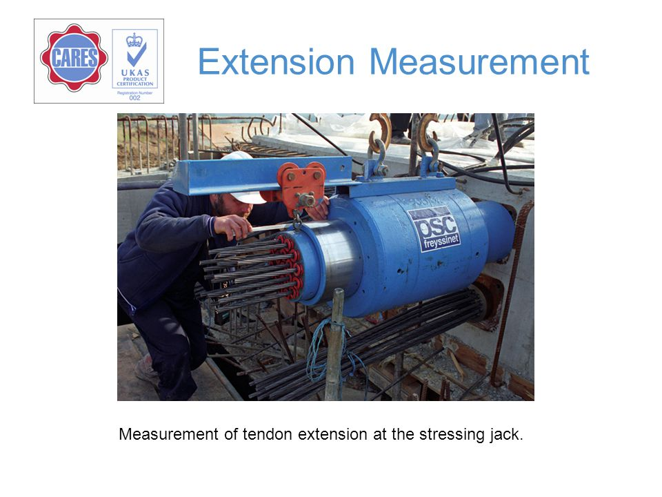 Extension Measurement