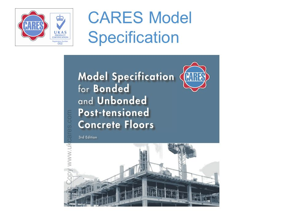 CARES Model Specification