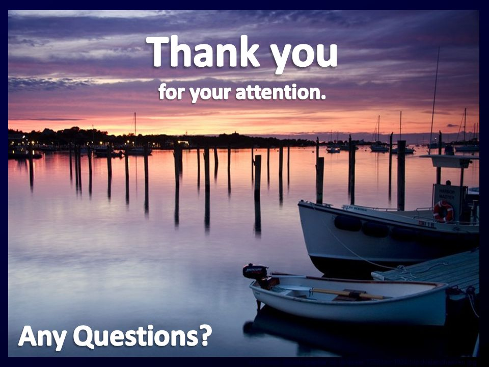 Thank you Any Questions for your attention.