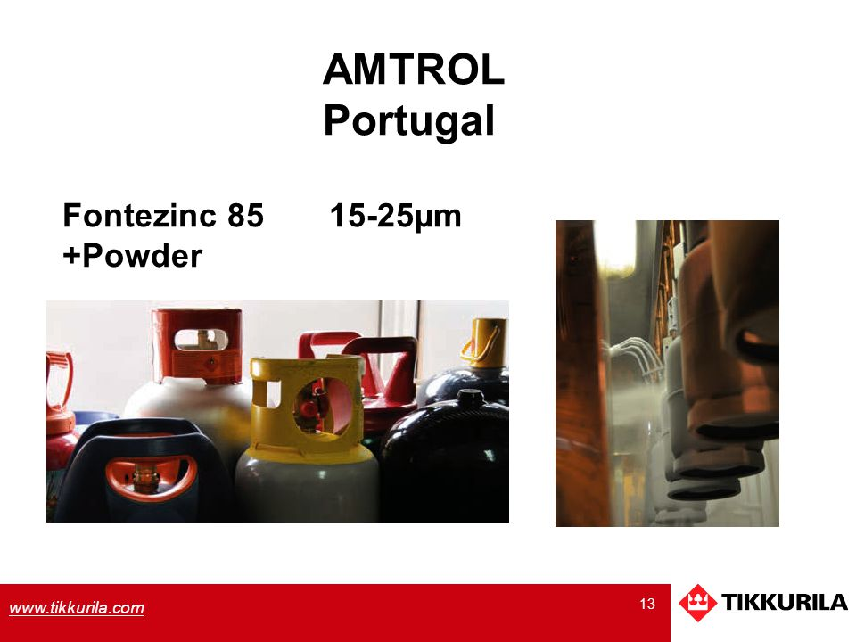 AMTROL Portugal Fontezinc 85 15-25µm +Powder