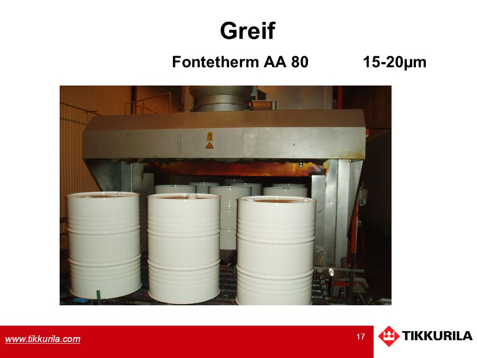 Greif Fontetherm AA 80 15-20µm