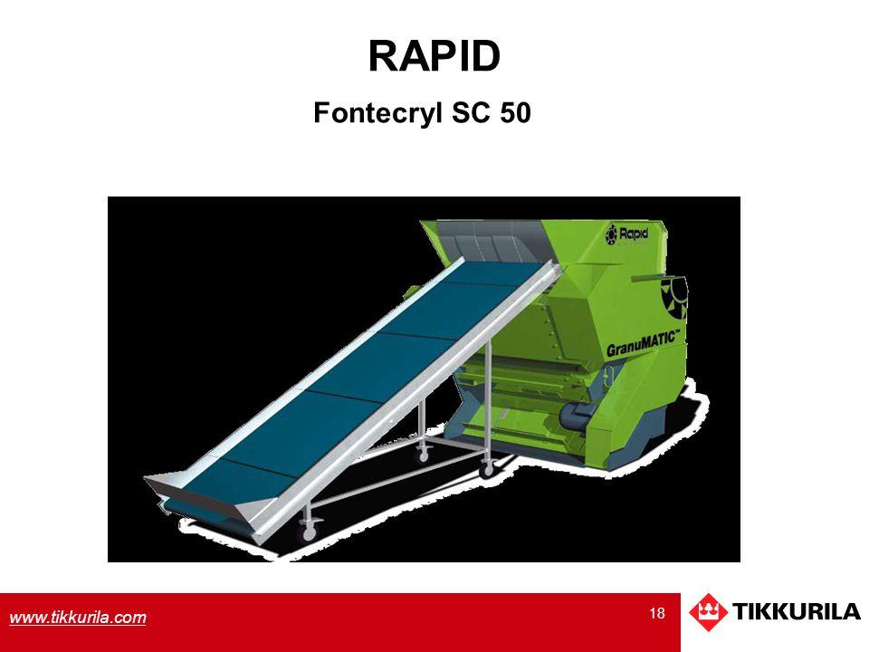 RAPID Fontecryl SC 50